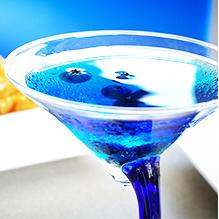 Blue Coktail